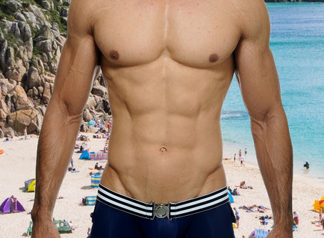 Mens Swimwear - Brief or Trunk Which One Are You !!!