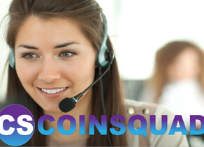 "Coinsquad a ""Geek Squad"" for Crypto"