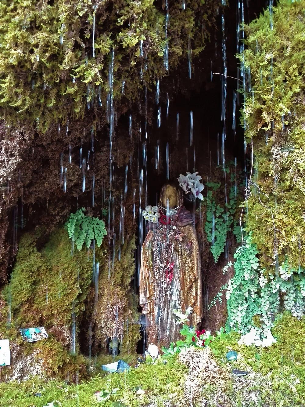 Lacrime di Maria presso la Cascata del Catafurco, Escursioni sui Nebrodi