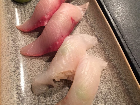 A sushi journey