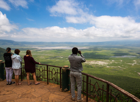 The Beauty of the Ngorongoro Crater