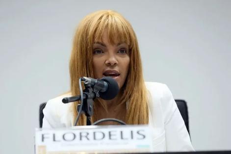 Flordelis pede que STF suspenda uso de tornozeleira eletrônica