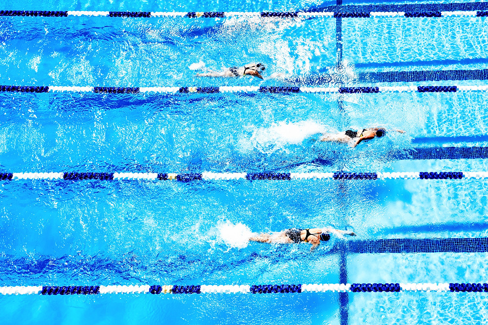 Making most out of your swim training