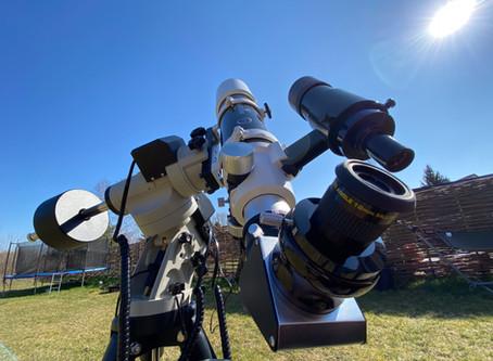 Jaki teleskop kupić na początek? Sprawdź zanim wydasz pieniądze.