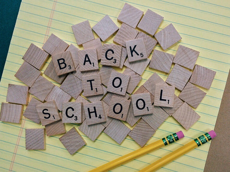 September: New Arrivals For A New School Year