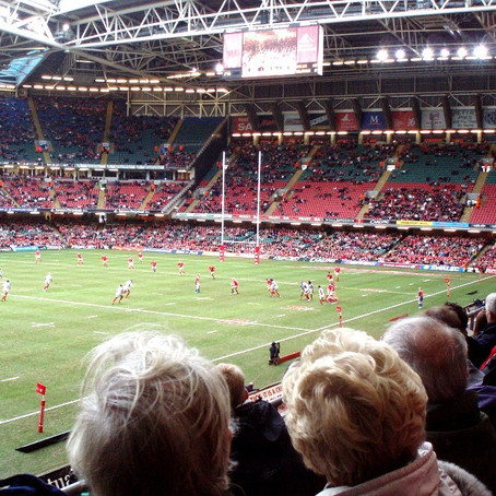 How Welsh rugby can emulate the football and get its atmosphere back