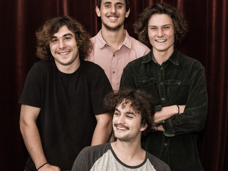 'Rum Jungle' Are About To Be Your Next Favourite Band - With Grill'd Hacks And Tunes Galore