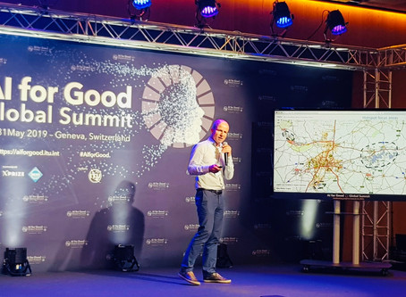 Live from AI for GOOD