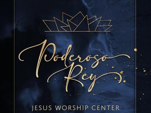 """""""poderoso rey"""" lo nuevo de jwc music"""