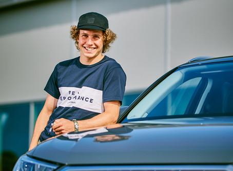 """""""Continu je prestaties en technieken willen verbeteren, die spirit vind ik ook bij Audi terug"""""""