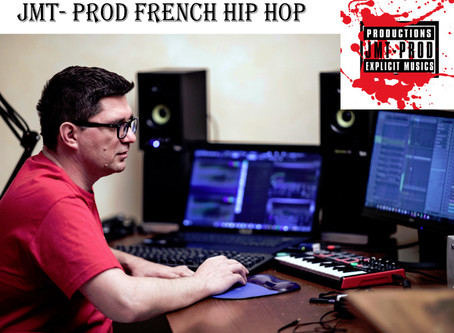 French Hip Hop Fused with Moroccan Rap!