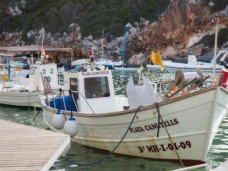 Es Canutells, último reducto de pequeños pescadores