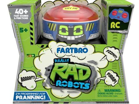 Really Rad Fartbro