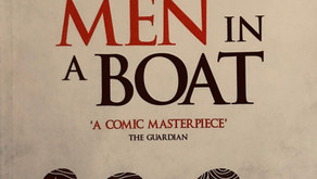 Book Review #5: Three Men in a Boat