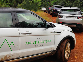 Land Rover: The 'Above and Beyond' Tour Experience 2019
