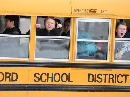 Texas on the Lookout for School Bus Passing Violators.