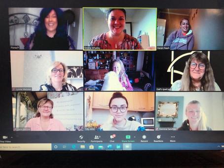 Gossip Gals Accrington Online Meeting
