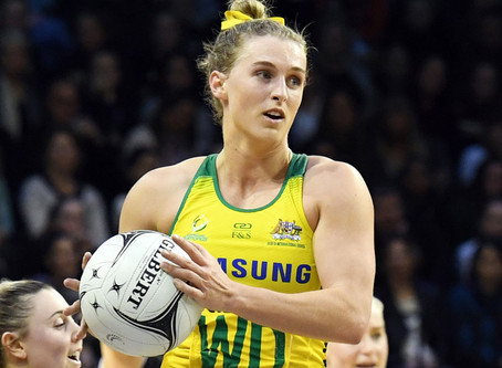 Gabi Simpson misses out on Diamonds squad for Netball World Cup