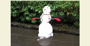 Snow @ The Vaux