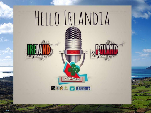 Witajcie w Hello Irlandia - Welcome to Hello Irlandia❗☘️