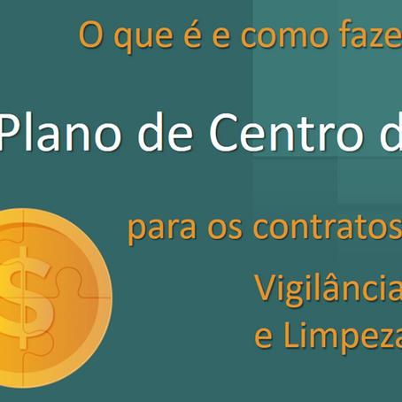 Plano de Centro de Custos