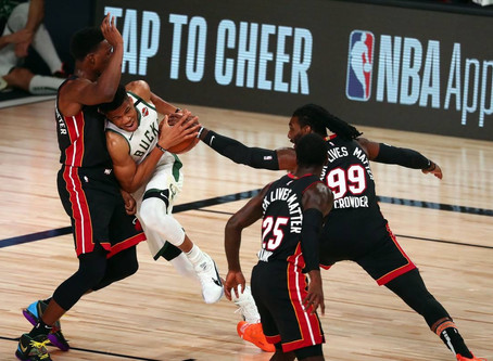 The Milwaukee Bucks Won't beat the Miami Heat