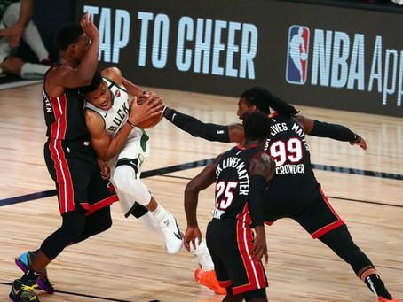The Milwaukee Bucks Won't beat the Miami Heat