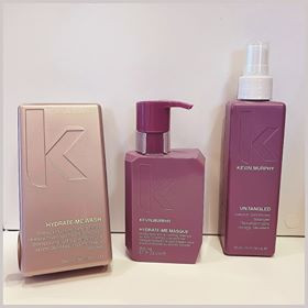 shampooing et soin hydratant kevin murphy