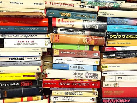Büchertauschregal in Gysenstein