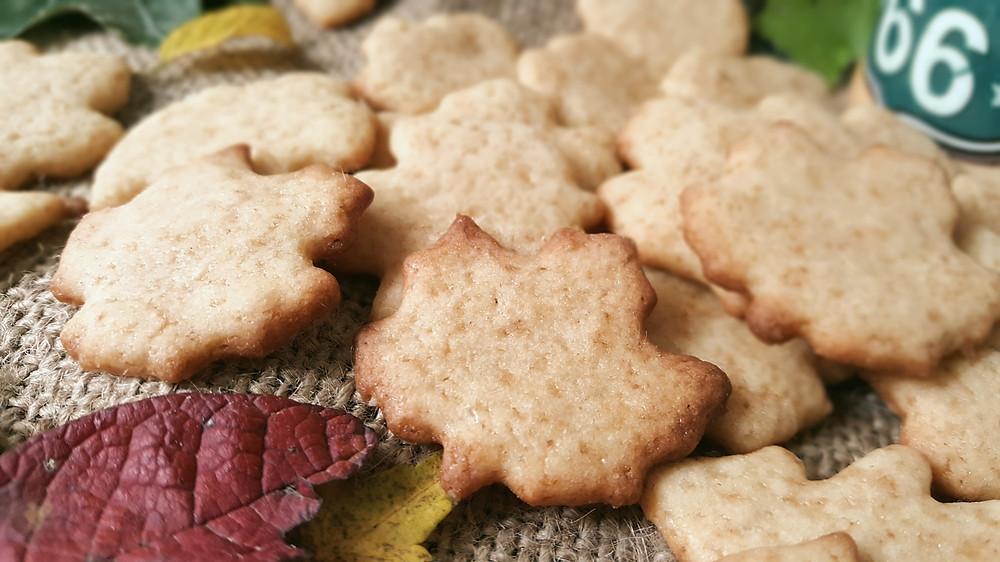 Maple, Cookies, Ahornsirup, Kekse, Küstencookie, Kuestencookie, backen, Rezept