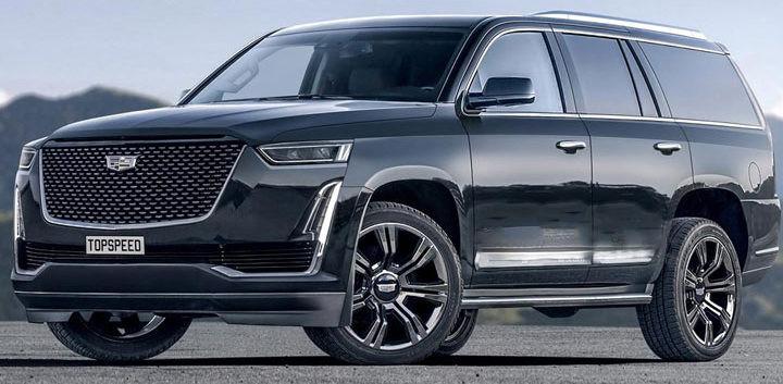 Cadillac Escalade 2020 года | Rock Auto Club