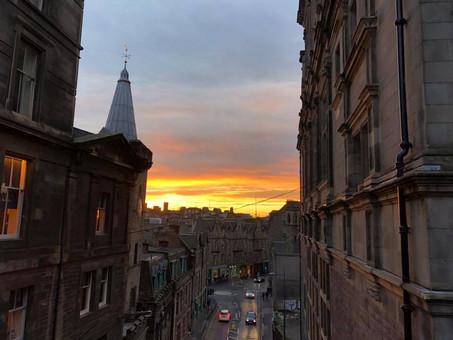 Scotland: Catching Sunsets