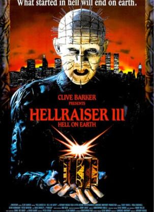 Hellraiser III: Hell on Earth (1992)