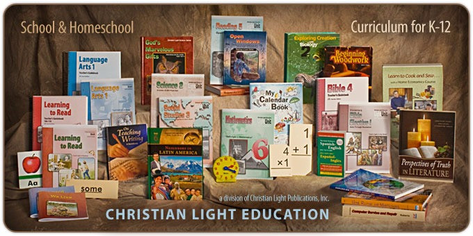 Christian light education curriculum review