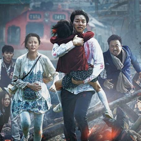 Invasão Zumbi, de Yeon Sang-ho