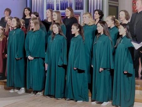 Synge i jentekor i Bergen?
