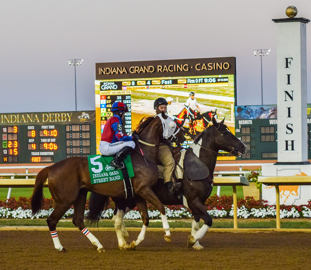 The Indiana Oaks is a Grade 3 race, one of the three types of graded stakes races in horse racing.