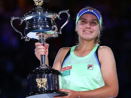 kenin (usa) wins 4th title at aus open