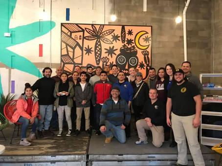La Doña Cerveceria proud NLPOA MN-Chapter sponsor!