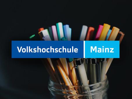 Pilotprojekt Glück an der VHS Mainz