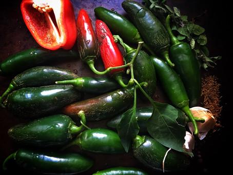 Pickled Jalapeños