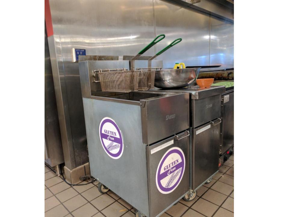Dedicated Gluten-Free Fryer