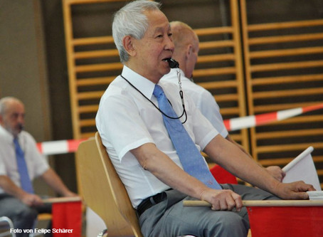 Shihan Koichi Sugimura