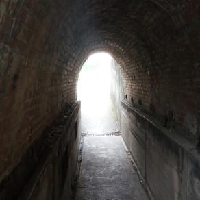 Le bout du tunnel...