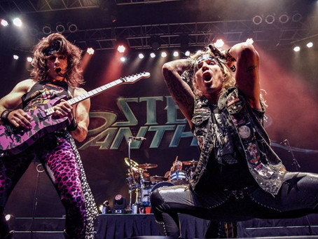 Steel Panther and Crobot Bring Their Rockin' Tour To Silver Spring