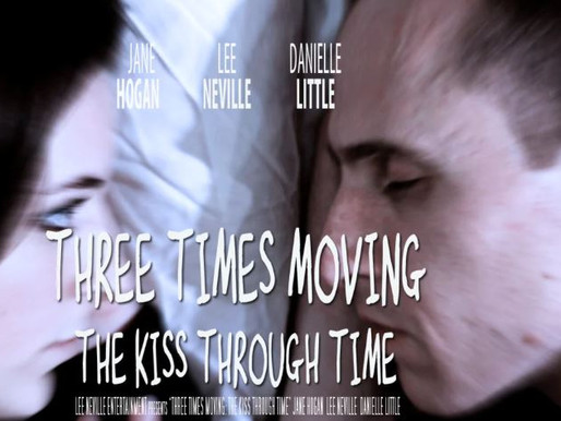 Three Times Moving: The Kiss Through Time short film review