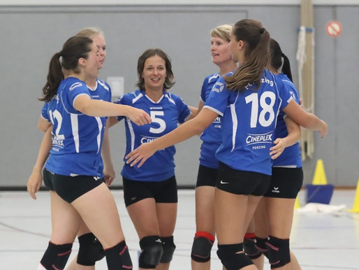 Lechrain Volleys Damen 1 treffen auf den MTV 1881 Ingolstadt