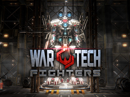 Review: War Tech Fighters