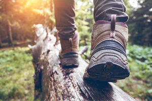 Good sturdy hiking boots