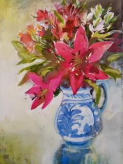 Susie Hunt's piece phase 2